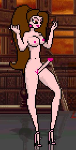 Futanari Sexy maxine