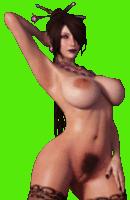 Naked Lulu