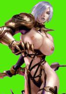 Naked Ivy Valentine