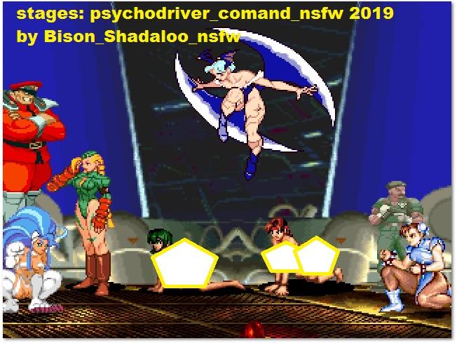 PsychoDriver Comand NSFW